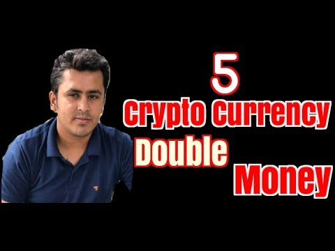 5 Crypto Currency To Invest And Double Money In 2017 !