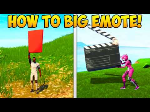 HOW TO MAKE ANY EMOTE BIG! – Fortnite Funny Fails and WTF Moments! #244 (Daily Moments)
