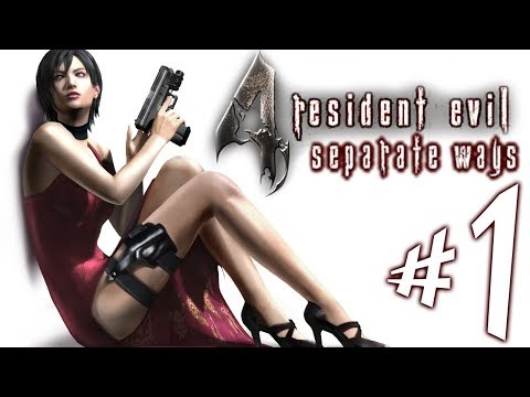 Resident Evil 4 – DLC Separate Ways – Parte 1: Comandando Ada! [ Xbox One – Playthrough ]