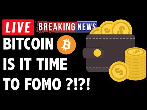 Is It Time to FOMO Buy Bitcoin (BTC)?! – Crypto Trading Price Analysis & Cryptocurrency News