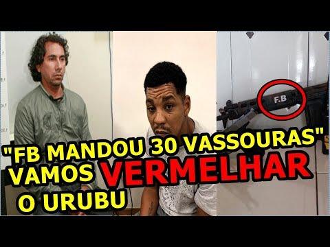 ÁUDIO CV PLANEJANDO INVASÃO URUBU ADA E MONITORANDO EXÉRCITO NO CHAPADÃO