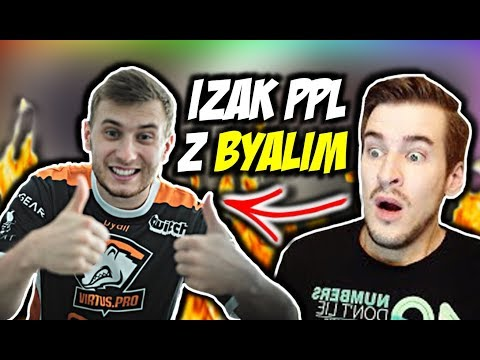 IZAK PPL Z BYALIM !!! LEH = SCREAM, NEO CLUTCH 1vs3, VIRTUS.PRO W ESEA – CSGO BEST MOMENTS