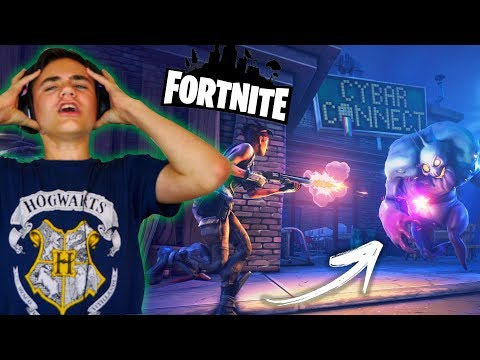 J'AFFRONTE UN ZOMBIE GÉANT ! FORTNITE SAUVER LE MONDE #1 – Néo The One