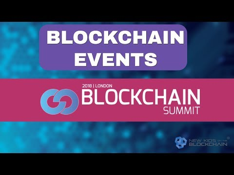 Blockchain Events – Blockchain Summit June 2018. Cryptocurrency , ICO , Altcoins