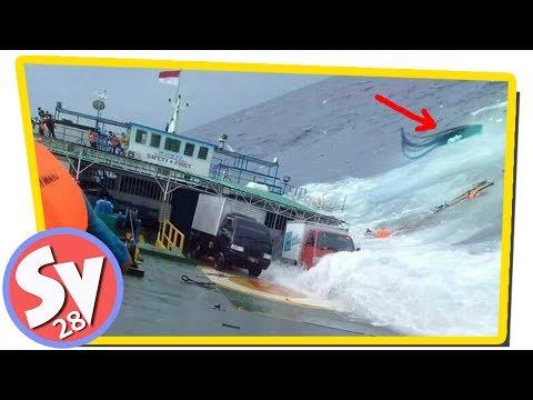 Ada Yang Aneh Pada Kapal Feri KM Lestari Maju Saat Tenggelam