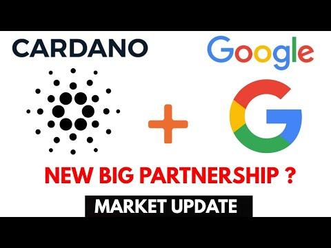 Big news | Google partnering with cardano (ada) ?