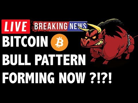 Bull Patterns Forming on Bitcoin (BTC) Chart?! – Crypto Trading Price Analysis & Cryptocurrency News