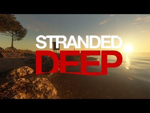 Issız ada da hayatta kalabilecekmiyiz? | Stranded Deep | Bölüm 1
