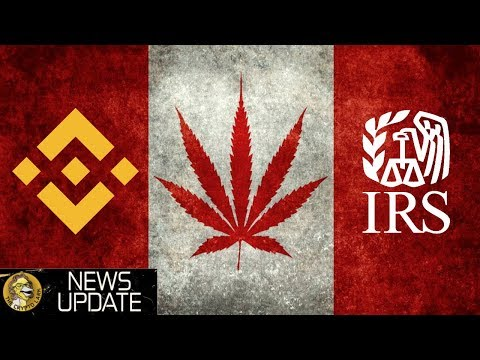 Binance Hack, Canadian Cannabis, & IRS Tracks Fraudsters – Bitcoin & Cryptocurrency News