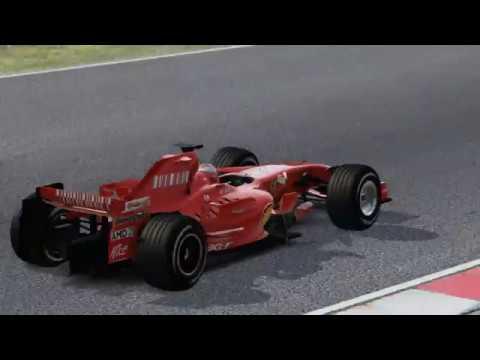 Assetto Corsa – VRC Ferrari F2007 v. 1.0 Shakedown