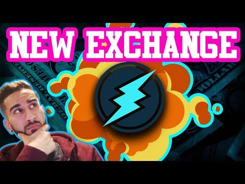 $0.10 ETN? NEW  HUGE ELECTRONEUM EXCHANGE! – ELECTRONEUM ETN CRYPTOCURRENCY
