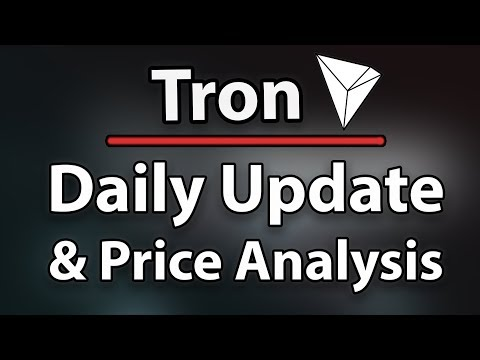 Tron (TRX) Daily Update – Recovery, Problems & Price Analysis