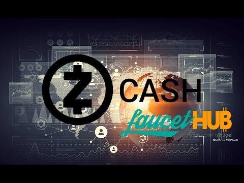Faucet ZCash (ZEC)  | Melhores Faucets na  FaucetHub