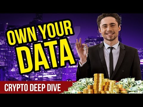 Own Your Data – CryptoCurrency That Pays for Attention – Menlo One ICO Review