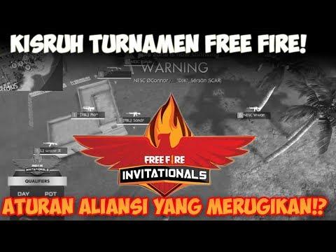 Waduhh!! Kenapa Ada ALIANSI di Turnamen Free Fire Invitationals!? – Garena Free Fire Indonesia
