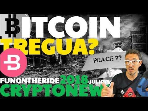 2018 CRYPTONEWS Julio/05 – ¡Concurso Bytecoin! – FunOntheRide