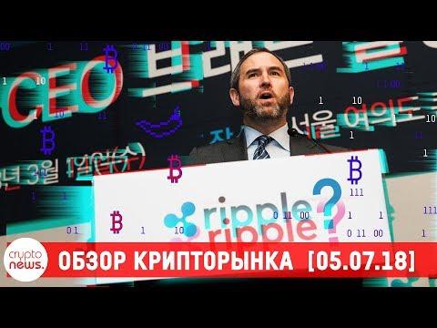 Новости криптовалют и блокчейн: Bitmain валидатор EOS, иск против Ripple, Мальта законы регулятора