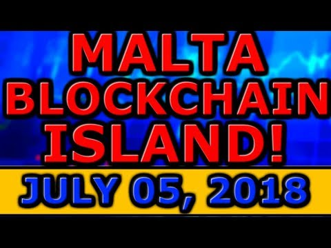 NEO Enters ERA Of DECENTRALIZATION! Malta Becomes BLOCKCHAIN ISLAND! Florida CRYPTOCURRENCY CHIEF!