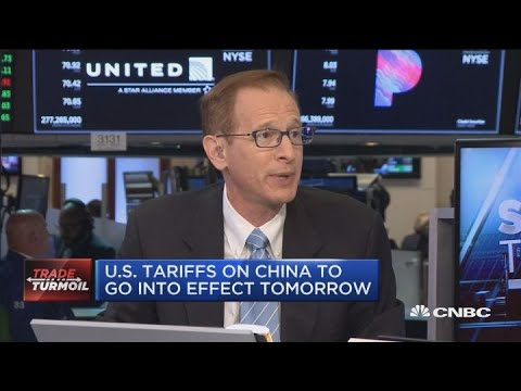 We're on the verge of a trade war: Benn Steil