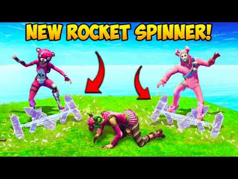 *NEW* Rocket Spinner Emote BEST PLAYS! – Fortnite Funny Fails and WTF Moments! #247 (Daily Moments)