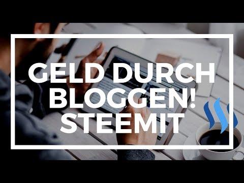 Steemit Vorstellung – Das Soziale Netzwerk Welches Dich Bezahlt!