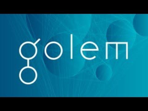 ✅ Криптовалюта Golem (GNT) Обзор, Кошелек, Прогноз. Стоит ли инвестировать в Голем?