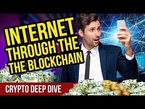 A New Internet? – Internet through the Blockchain? – BlockCloud CryptoCurrency ICO Review