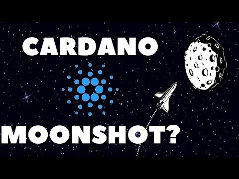 CARDANO (ADA) CRYPTO PRICE PREDICTION – CARDANO CRYPTOCURRENCY REVIEW 2018 – WILL CARDANO MOONSHOT