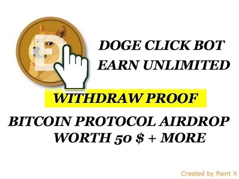EARN UNLIMITED DOGECOIN AND AIRDROP WORTH 50 $