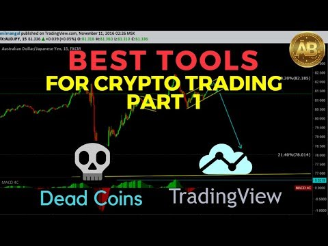 Best Tools for Trading and Investing in Cryptocurrency and Altcoins – Part 1