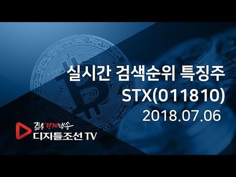 실시간 검색순위 특징주_STX(011810)