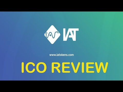 ICO REVIEW IAT TOKEN JULY 2018 – CRYPTOCURRENCY REVIEWS