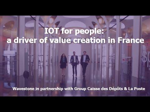 L'IoT citoyen, un levier de création de valeur pour les Français