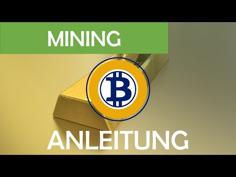 Bitcoin Gold Mining Tutorial Juli 2018