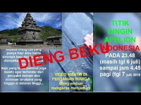 WASPADA !!! INDONESIA NANTI MALAM JAM 23.48  tgl 6 juli 2018 AKAN ada