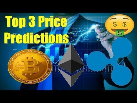 Top 3 Price Predictions! Bitcoin, Ethereum and Ripple Are Leaving the Danger Zone