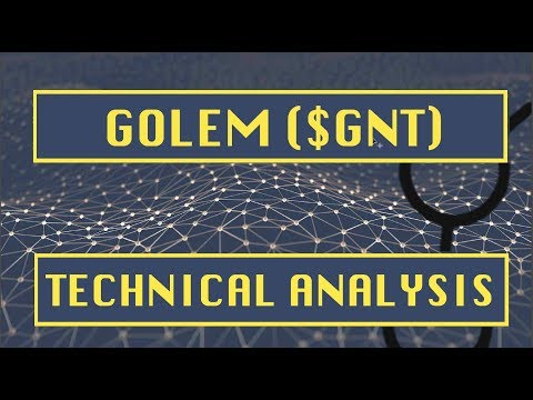 Golem ($GNT) Technically looking great, waiting for confirmation before buying – 27 May 2018