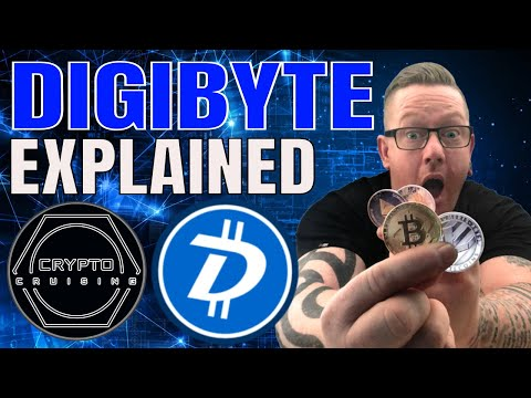 DigiByte DGB crypto explained – What is Digibyte