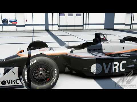 Ambitious and Glorious – VRC Formula North America 1999