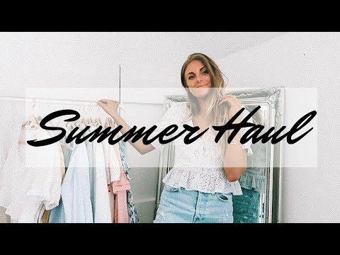 SUMMER HAUL | Gucci, Revolve, H&M, Verge Girl, WRST BHVR | SInead Crowe