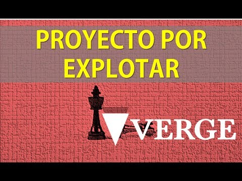 VERGE: los secretos de un proyecto que promete emociones fuertes
