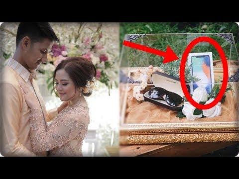 Inilah 5 Barang SESERAHAN Pertunangan TASYA KAMILA dan RANDI BACHTIAR, Ada IPHONE X..