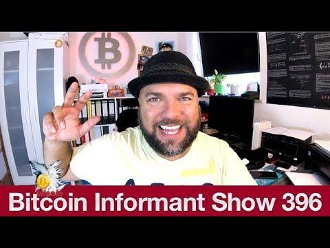 #396 Bitcoin $2000 oder $20 000, Bitcoin Preisvorhersagen & BIS Chief Agustín Carstens