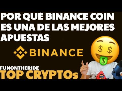 ¡BINANCE COIN! – TOPCryptos – FunOntheRide