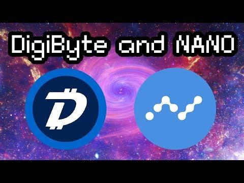 Litecoin Investors – Why DigiByte or NANO?