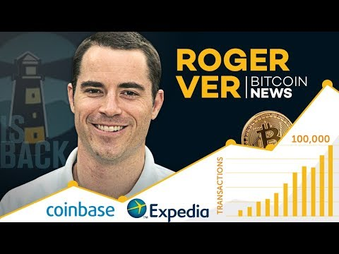 Bitcoin News | Coinbase Custody Launches – Mainstream Finance Coming?? Expedia Offer w/Roger Ver