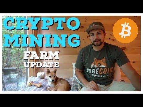 Miners Create The Value High Value Of Cryptocurrency – Mining Farm Update