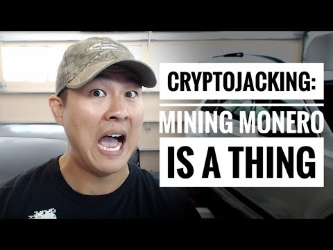 Cryptojacking is on the Rise – Protect your Devices from Mining Monero!