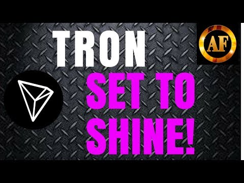 Tron (TRX) – SET TO SHINE – Will You Retire Early?