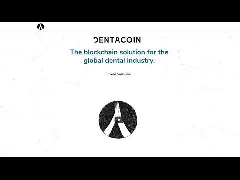 ICO Dentacoin – уже $1.6 млн для здравоохранения на блокчейн